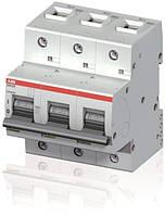 Автоматический выключатель ABB S803B-C100 3P 16kA
