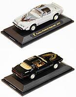 Модель легковая 4 94239 метал. 1 43 PONTIAC FIREBIRD TRANS AM 1979