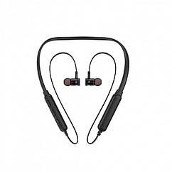 Беспроводные Bluetooth Sport наушники Awei G10BL Black, черные