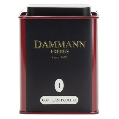Черный чай Dammann Freres 1 - Душка ж/б 100 г