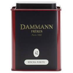 Зелений чай Dammann Freres 42 - Сенча Фукую ж/б 100 р