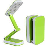 Настільна лампа світлодіодна LED-666 TopWell зелена