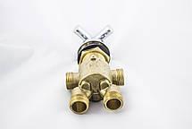 Переключатель для гидромассажной ванны ( ДЖ70041 ) на борт вынны, фото 2