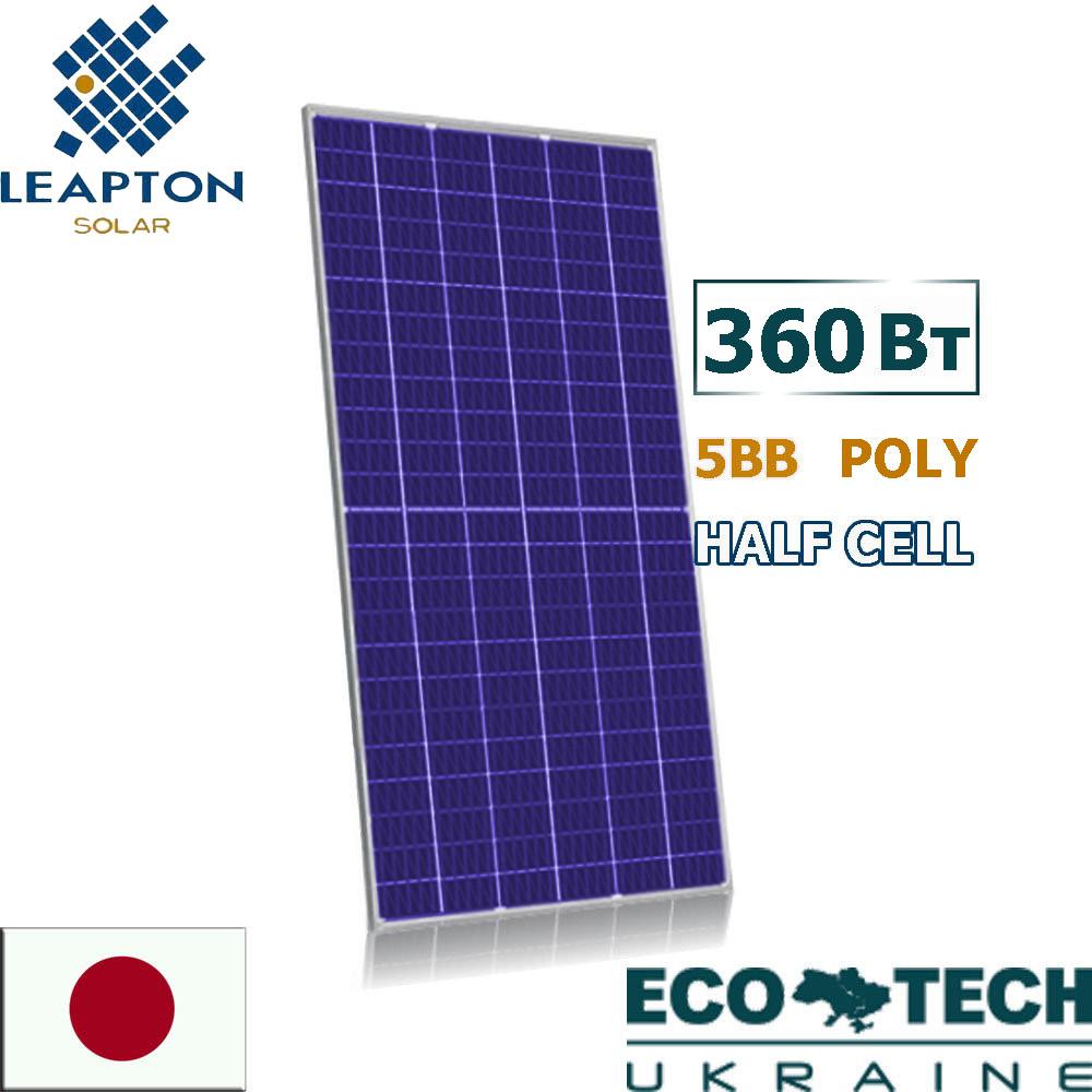 Солнечные панели Leapton LP-Р-72-H-360 поликристалл
