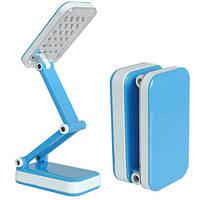 Настільна лампа світлодіодна LED-666 TopWell блакитна