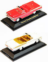Модель легкова 4 94253 метал. 1 43 MERCURY TURNPIKE 1957.