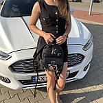 Стильный женский рюкзак  кожзам Супер качество (6274), фото 8