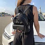 Стильный женский рюкзак  кожзам Супер качество (6274), фото 7