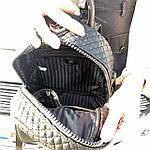 Стильный женский рюкзак  кожзам Супер качество (6274), фото 6