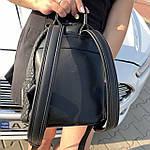 Стильный женский рюкзак  кожзам Супер качество (6274), фото 5