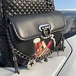 Стильный женский рюкзак  кожзам Супер качество (6274), фото 3