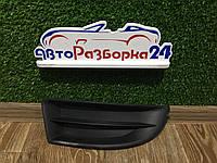 Решетка бампера правая для Skoda Octavia A5 Шкода Октавия А5 2008-2013, 1Z0807368B