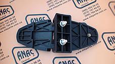 813/10167 Петля дверная на JCB 3CX, 4CX, фото 2