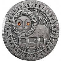 Памятная монета ЛЕВ - Беларусь 2009