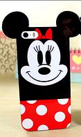 Глянцевый силиконовый чехол для Iphone 6/6S