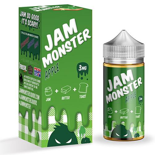 Jam Monster Apple  100 мл.