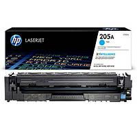 Заправка картриджа HP 205A cyan CF531A для принтера CLJ Pro M180n, M181fw