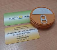 """Дорожній набір для контактних лінз """"Бляшанка"""", фото 1"""