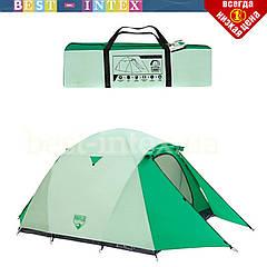 Туристическая палатка 68046 трёхместная