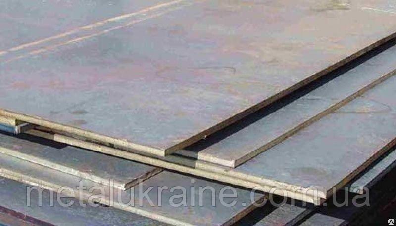 Лист стальной 90х2000х6000 мм  сталь 20