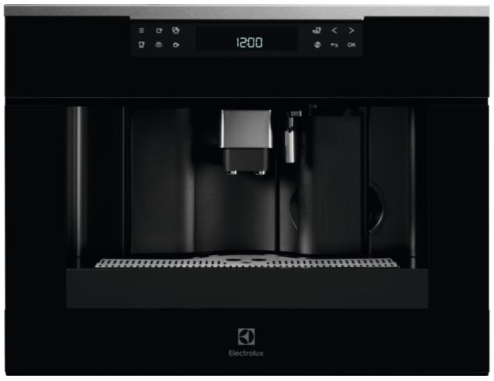 Встраиваемая автоматическая кофемашина Electrolux KBC65X