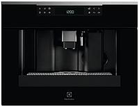 Встраиваемая автоматическая кофемашина Electrolux KBC65X, фото 1