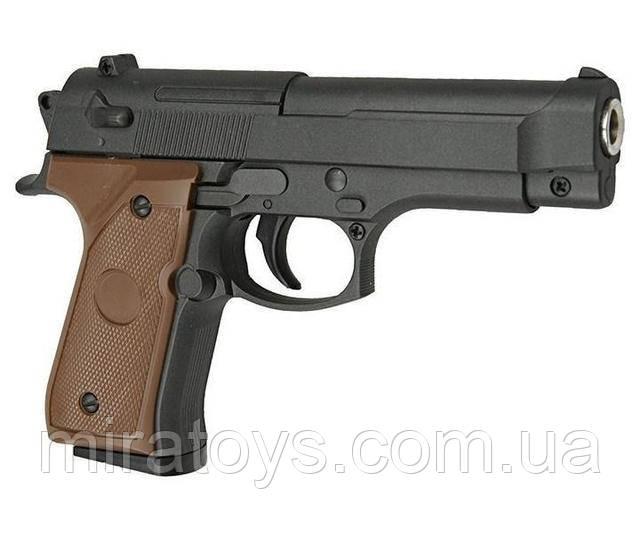 Страйкбольный пістолет Galaxy G22 (Беретта 92)
