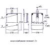 Счетчик электрической энергии ЛЕТ 01 2322R-NOS02T 5(120A) трехфазный многотарифный, актив-реактив, фото 3