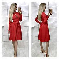 Женское модное платье РАЗНЫЕ ЦВЕТА