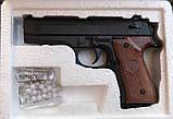 ✅Страйкбольный пістолет Galaxy G22 (Беретта 92), фото 4