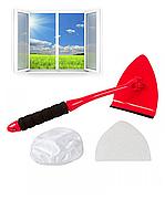 Универсальная щетка для мытья окон Pane DR