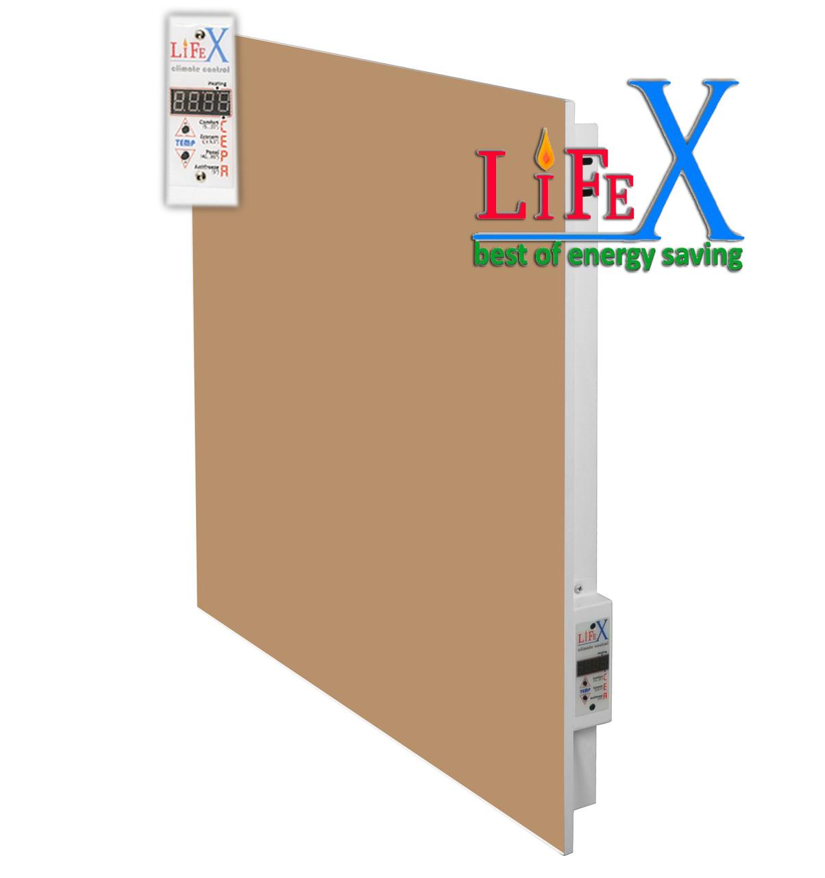 Керамический био конвектор инфракрасный LIFEX ТКП700 (бежевый)