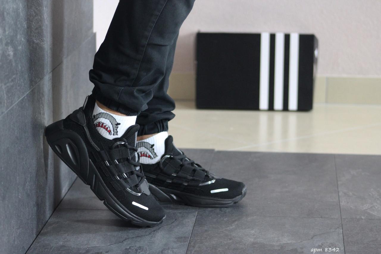 Мужские кроссовки Adidas (черные)