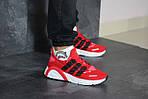 Чоловічі кросівки Adidas (червоні), фото 5