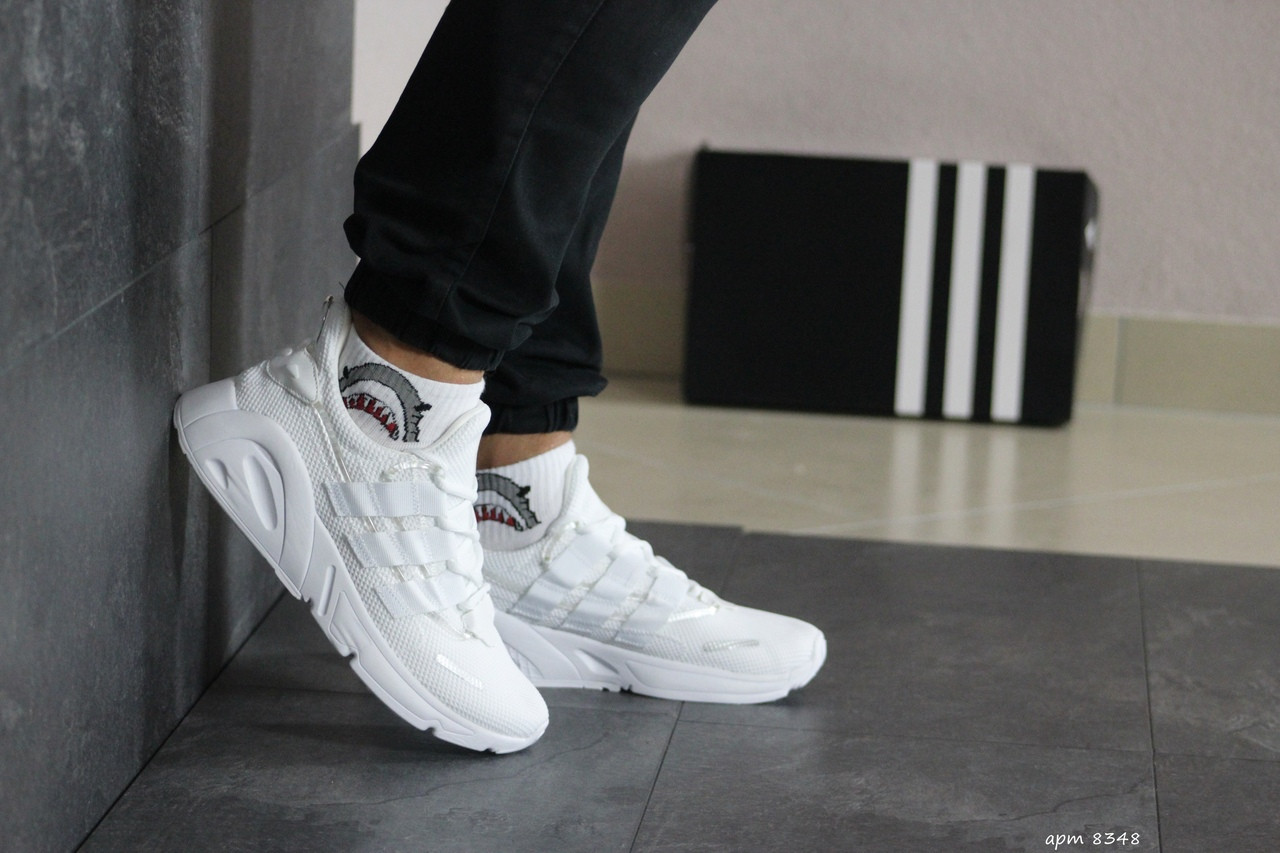 Чоловічі кросівки Adidas (білі)