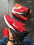 Мужские кроссовки Nike Air Max 270 (красно/черные), фото 2