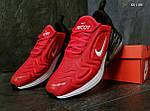 Мужские кроссовки Nike Air Max 270 (красно/черные), фото 4