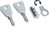 Замок для щитов серии Volta (новая версия в/у), комплект 2 ключа HAGER VZ302N