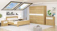 Спальня Мебель-Сервис «Квадро»