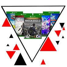 Игры для Xbox One (диски)