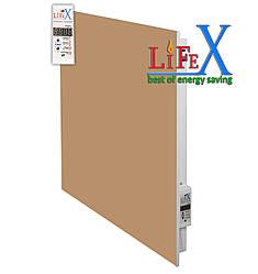Керамическая панель инфракрасная LIFEX КОП400 (бежевый)