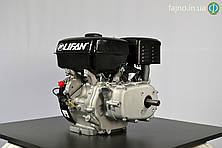 Мотор с редуктором Lifan LF177F-R (ел. стартер 9 л.с.)