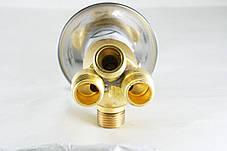 Переключатель на борт для гидромассажной ванны ( ДЖ7033 ) на 3 положения, фото 3