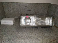 №196 Фара ЛІВА для Mazda 626 87-94 FAMILIA ДИФЕКТ
