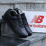 Мужские кроссовки New Balance 574 (черные), фото 2