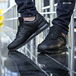 Мужские кроссовки New Balance 574 (черные), фото 4