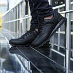 Мужские кроссовки New Balance 574 (черные), фото 5