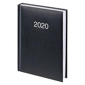 Ежедневник датированный 2020 Brunnen MIRADUR Карманный 10х14 см черный, фото 2