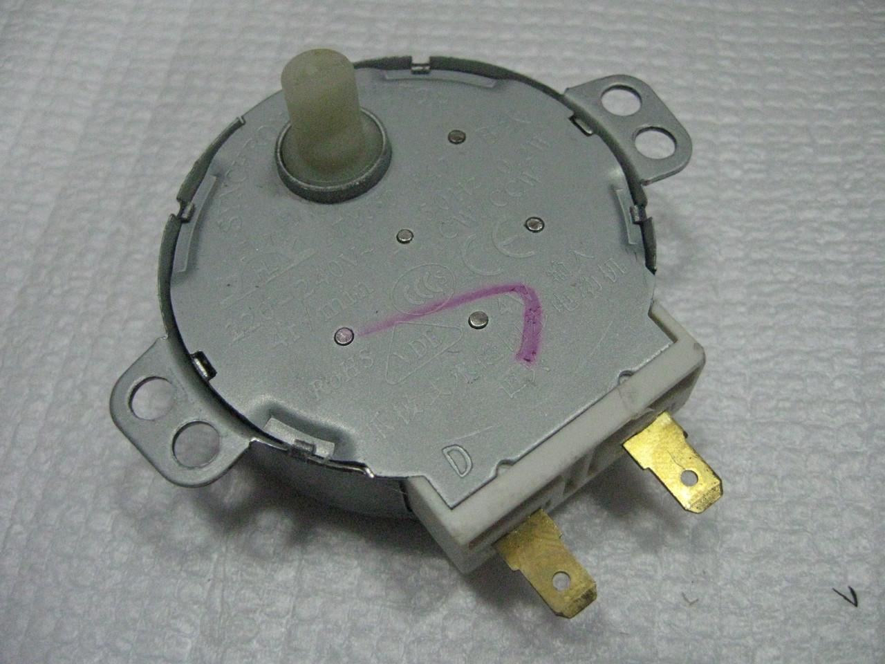 Мотор вращения тарелки микроволновой печи Zelmer 00758446