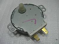Мотор вращения тарелки микроволновой печи Zelmer 00758446, фото 1